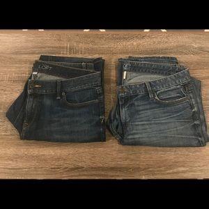 2 LOFT jeans 👖